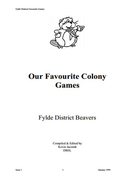 Colony Games